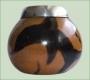 Калабас тыквенный с металлическим кольцом